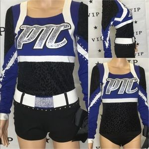 Cheer uniform Allstar PTC adult med
